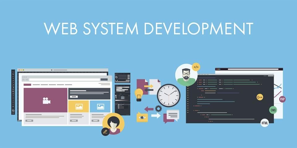 自由度の高いWebシステムの開発