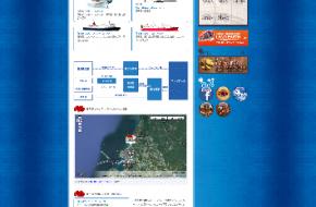 種子島 webサイト・ホームページ制作事例シーカヤックツアー ランドアース オーシャンスポーツクラブ